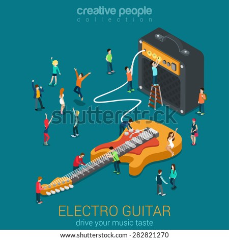 rock acoustic bass guitar amp