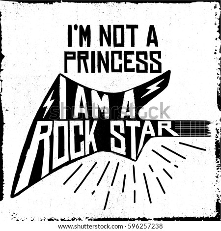rock and roll i am not a