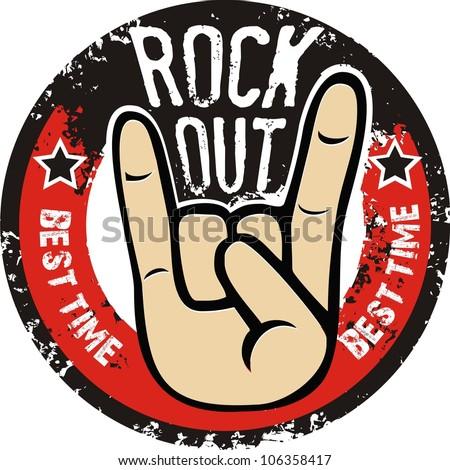 Rock Music Symbols Download Free Vector Art Stock Graphics Images