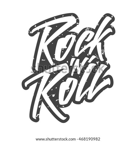 rock and roll text