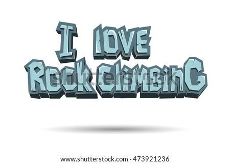 Kletterausrüstung Clipart : Kletterwand logo vector kostenlose vektor kunst archiv grafiken