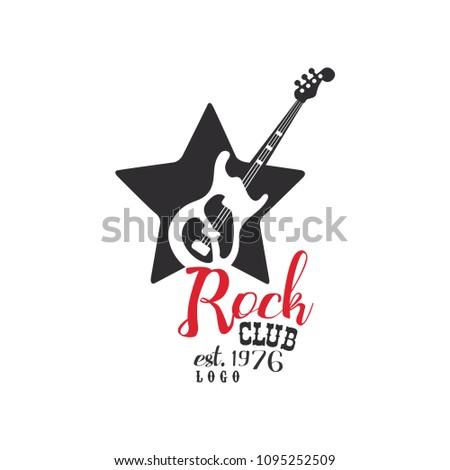 rock club logo  est. 1976 ...