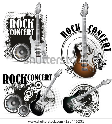 rock music grunge labels