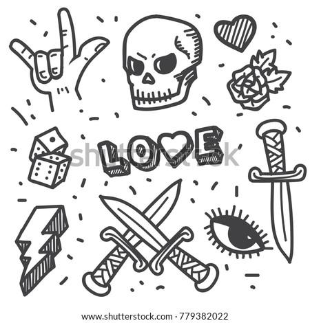 rock star  punk rock generation