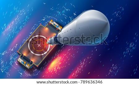 rocket launch on autonomous