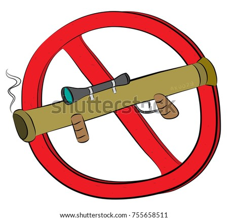 rocket launcher  bazooka not