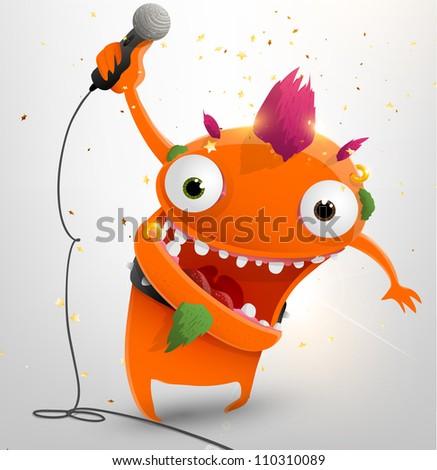 rockstar funny character