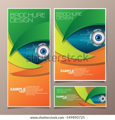 roll up and poster business brochure flyer banner design vertical template vector, cover presentation abstract geometric background, modern publication x-banner and flag-banner.
