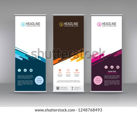 stock-vector-roll-up-banner-stand-brochure-flyer-vertical-template-design-covers-infographics-vector-abstract