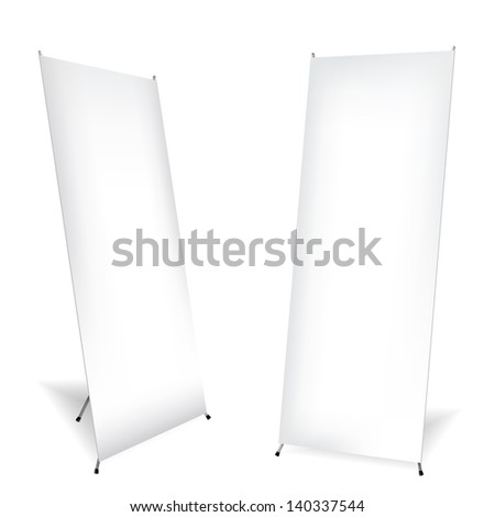 Roll up on white background