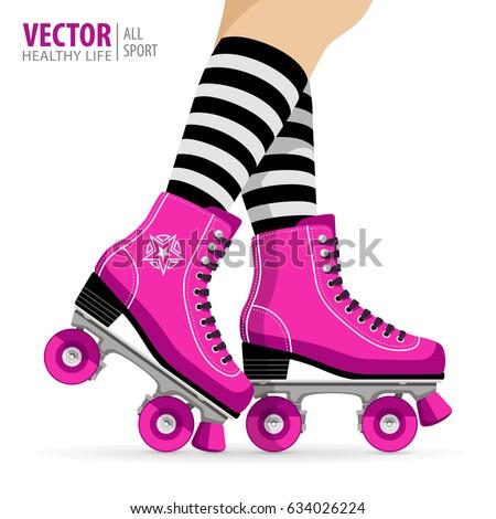 roller girl quad skates