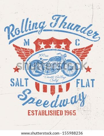 rolling thunder vintage...