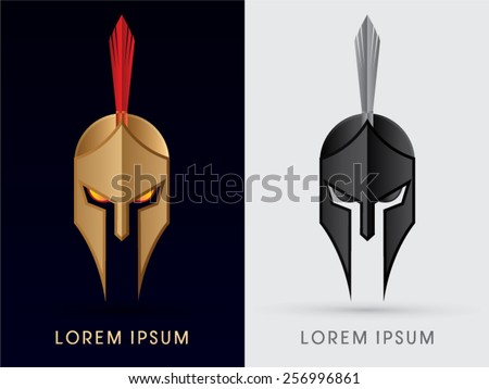 roman or greek helmet   spartan