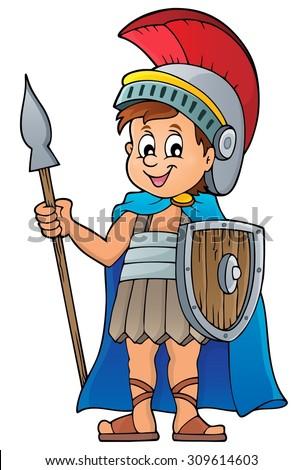 roman soldier theme image 1