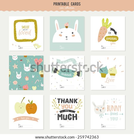 romantic and love cards  notes
