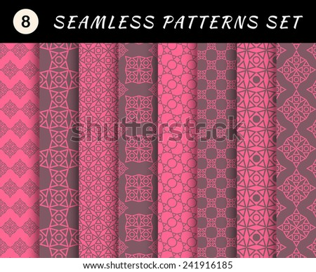 romantic and love seamless
