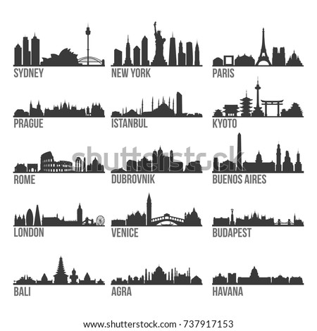 romantic cities most famous