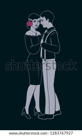 Romantic couple, Romantic Guy, Romantic girl