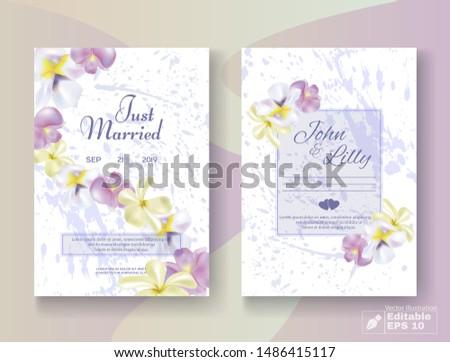 Naming Ceremony Invitation Card Design Free Vector Art - (29
