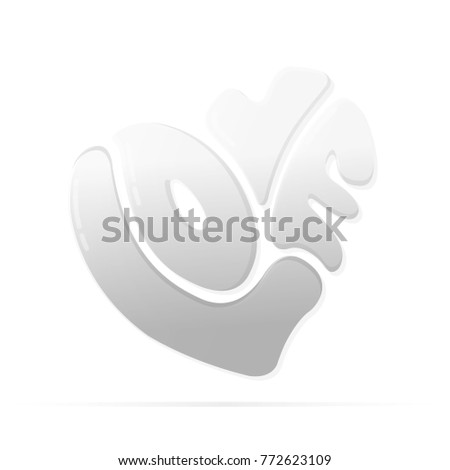 romantic love heart background