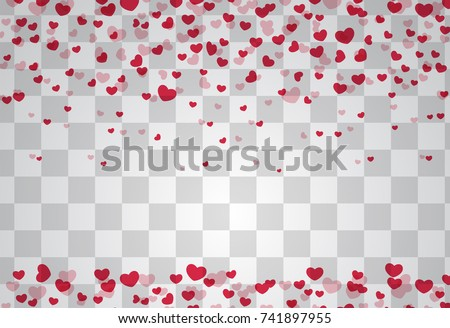 Beautiful Colorful Confetti Transparent Background Download Free