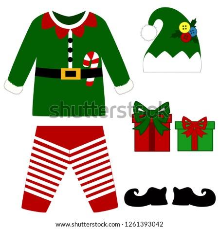romper suit christmas costume