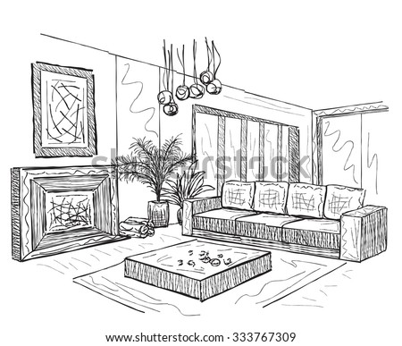 438115869976163036 besides 1 Point Perspective additionally  furthermore Messy Bedroom Drawing 2 additionally Hand Drawn Cartoon Of Living. on 2 point perspective drawing bedroom