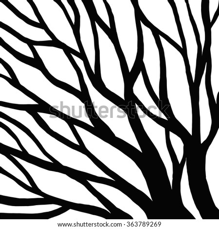 root backgrounds black and white