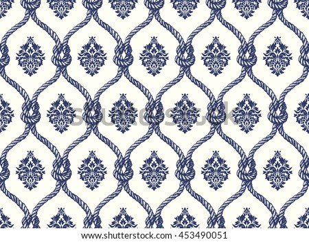 free damask vector pattern 2 download free vector art stock rh vecteezy com damask pattern vector free download damask pattern vector illustrator