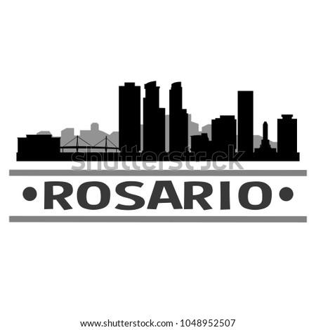 rosario argentina skyline