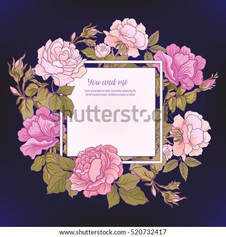 rose flower background good