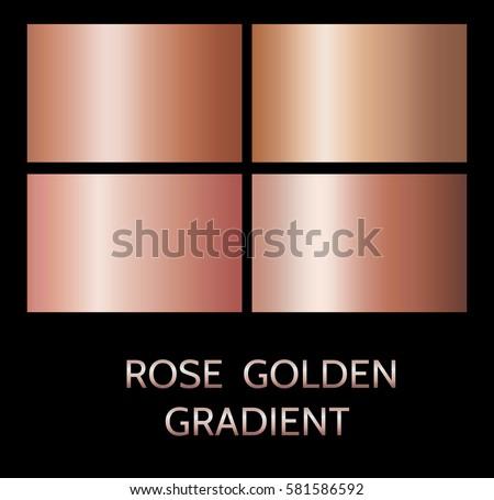 Rose Gold Gradient Free Vector Art - (122 Free Downloads)