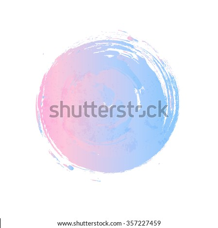 rose quartz and serenity circle