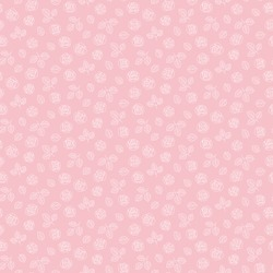 Rose seamless pattern. Pink floral background