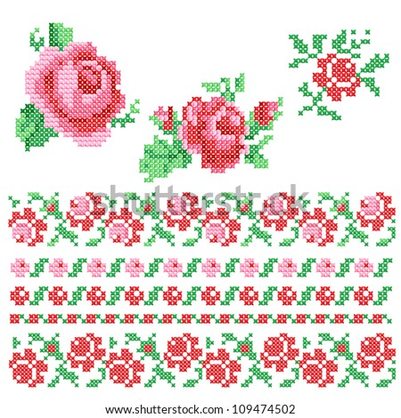 roses,lappet