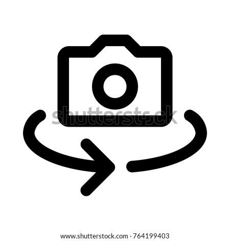 rotate camera mode