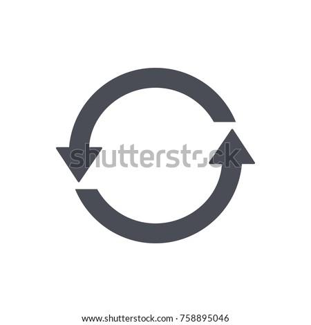 Rotate repeat icon