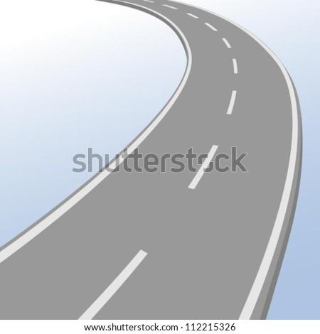 Rotating vector road