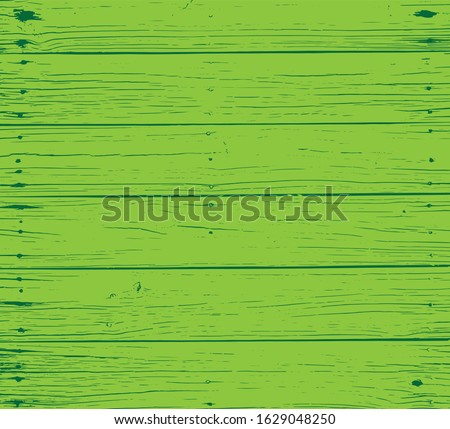 rough vintage colorful green