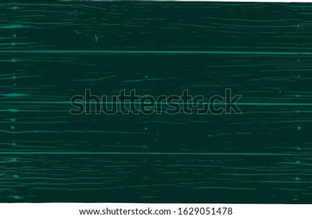 rough vintage dark green