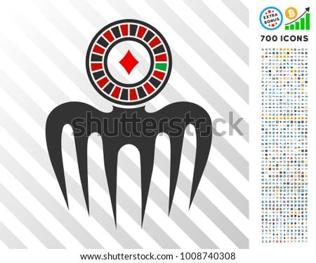 roulette spectre monster