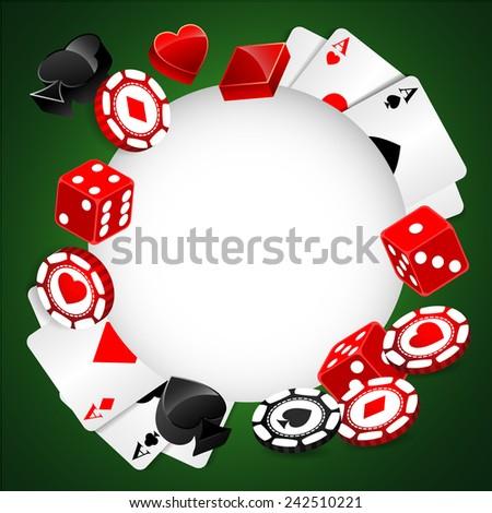 roulette vector casino
