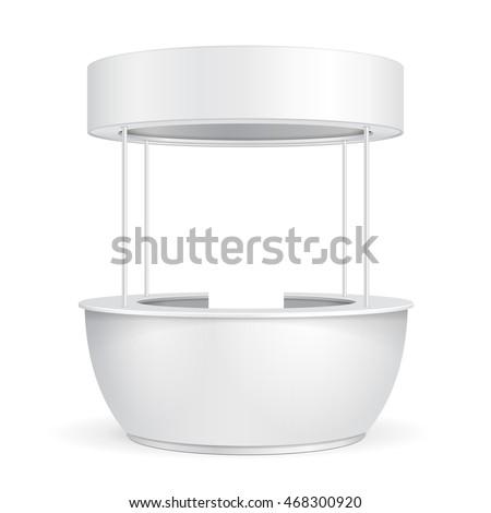 round pos poi blank empty