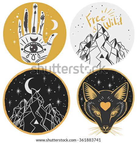 Image Result For Paisley Pattern Fox
