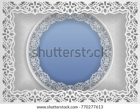 Vintage Square Photo Edges Vector - Download Free Vector Art, Stock ...