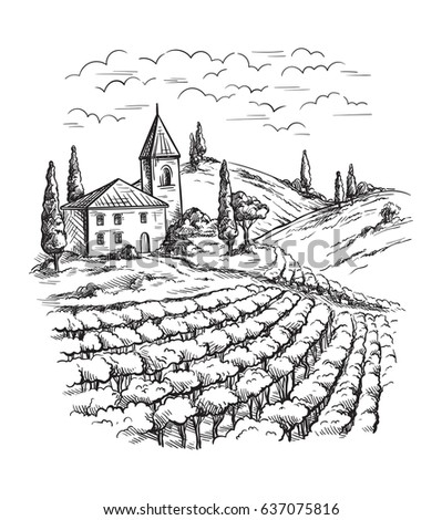 Stock Photo Vineyard The Tower And Winery Building Chateau Latour Pauillac Medoc 16806710 furthermore Music Wall Art also Metal Wine Racks Wall moreover Wall Art as well 443596927 Shutterstock Vineyard Drawing Traditional Farm. on tuscan wine art