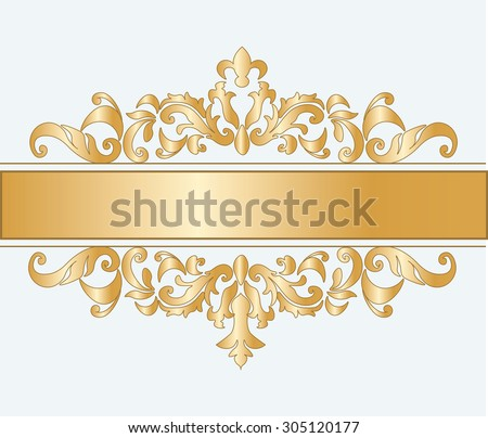 royal classic ornament damask