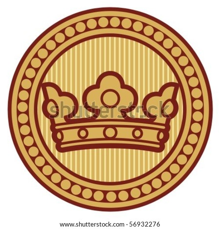 Royal Symbols http://www.shutterstock.com/pic-56932276/stock-vector-royal-crown-seal-sign-symbol.html