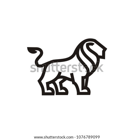 Royal Lion King logo design inspiration