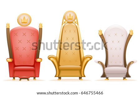 royal throne king ruler